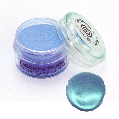 Cosmic Shimmer Embossing Powder - Arctic Lake