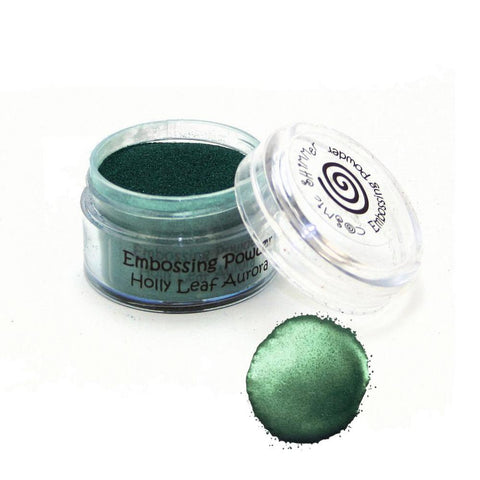 Cosmic Shimmer Embossing Powder - Holly Leaf