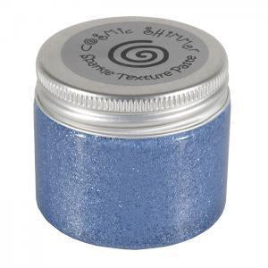 Cosmic Shimmer Sparkle Texture - Paste Periwinkle