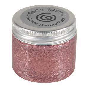 Cosmic Shimmer Sparkle Texture Paste - Rose Copper