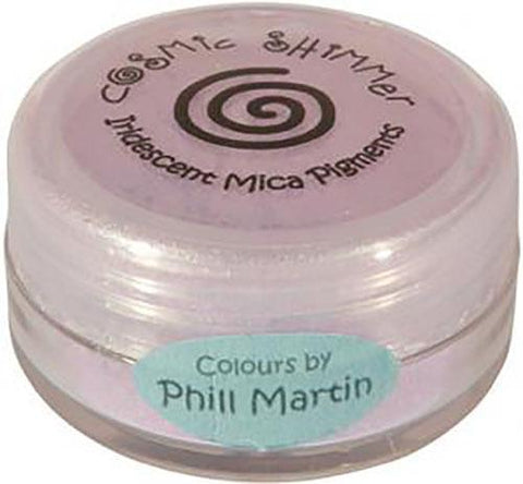Phill Martin Cosmic Shimmer Mica Powder Powder - Graceful Lilac