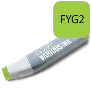 Copic Ink Refill - Fluorescent Dull Yellow Green