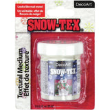 Deco Art - Snow-Tex Carded 2oz White