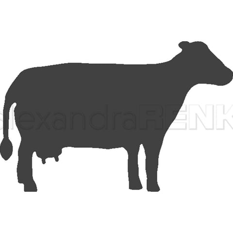 Alexandra Renke Dies Cooking - Cow