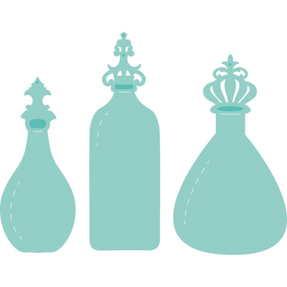 Kaisercraft Decorative Die - Fancy Bottles