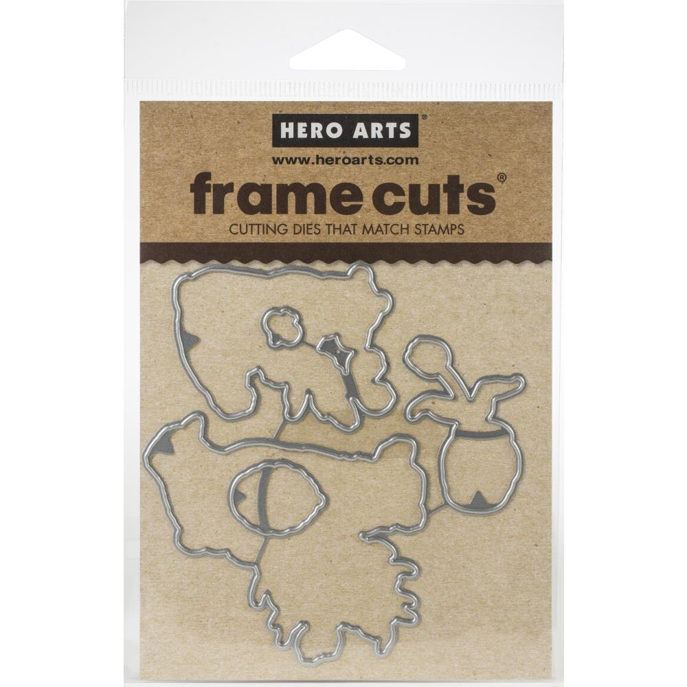 Hero Arts Frame Cut Dies - Unbearably Thankful