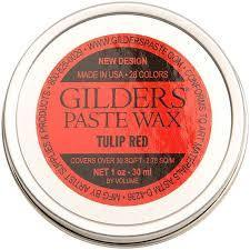 Baroque Art Gilders Paste 1oz - Tulip Red
