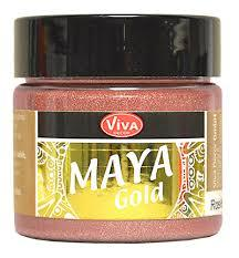 Viva Decor - Maya Gold 45ml - Rose Gold