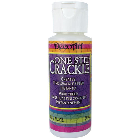 Deco Art - One Step Crackle Finish - 2oz