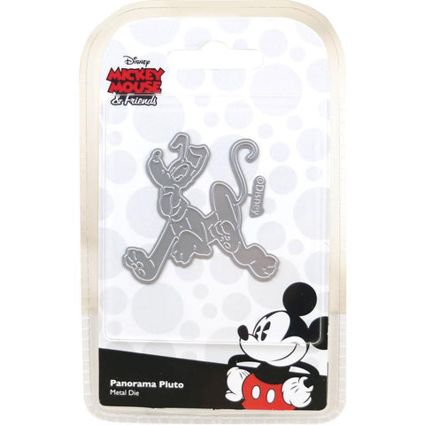 Disney Vintage Mickey Die Set - Panorama Pluto