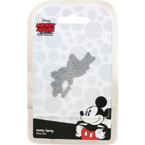 Disney Vintage Mickey Die Set - Holly Flourish