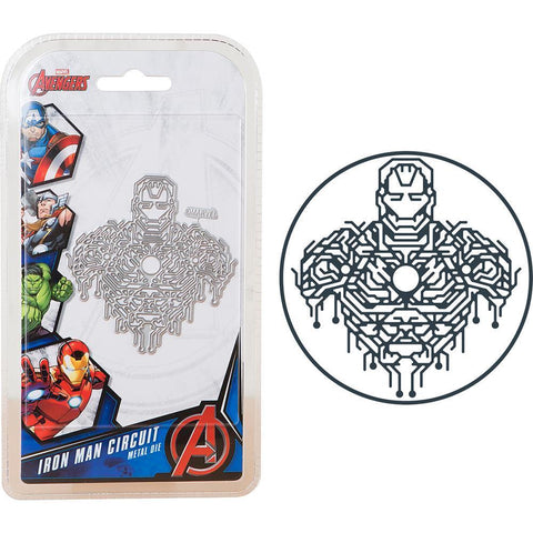 Marvel Avengers Die Set - Iron Man Circuit