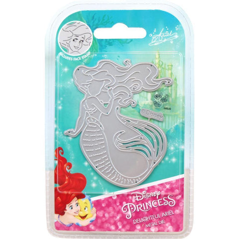 Disney Little Mermaid Die - Delightful Ariel