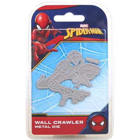 Marvel Spider Man Die Set - Wall Crawler