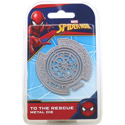 Marvel Spider Man Die Set - Spiderman To The Rescue
