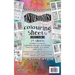 Dylusions Colouring