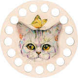 RTO Buratini Thread Organiser 13cm - Kitty