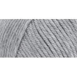 Red Heart Soft Yarn 4oz/113g - Light Grey Heather