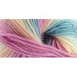 Red Heart Boutique Unforgettable Yarn 3.5oz/100g - Candied