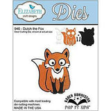 Elizabeth Craft Metal Dies By Karen Burniston Dutch The Fox