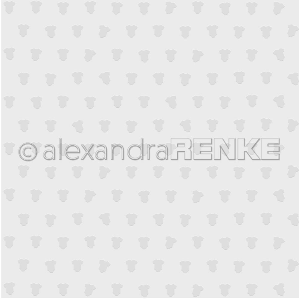 Alexandra Renke Embossing Folder - Bodies