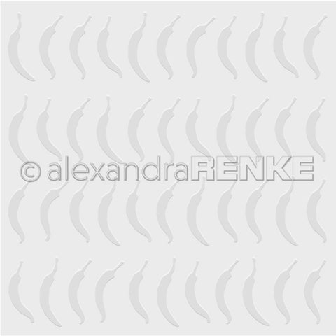 Alexandra Renke Embossing Folder - Chillies