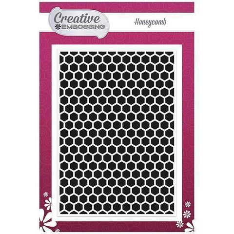 Creative - Texture Embossing Folder - Honeycomb