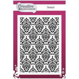 Creative - Texture Embossing Folder - Damask