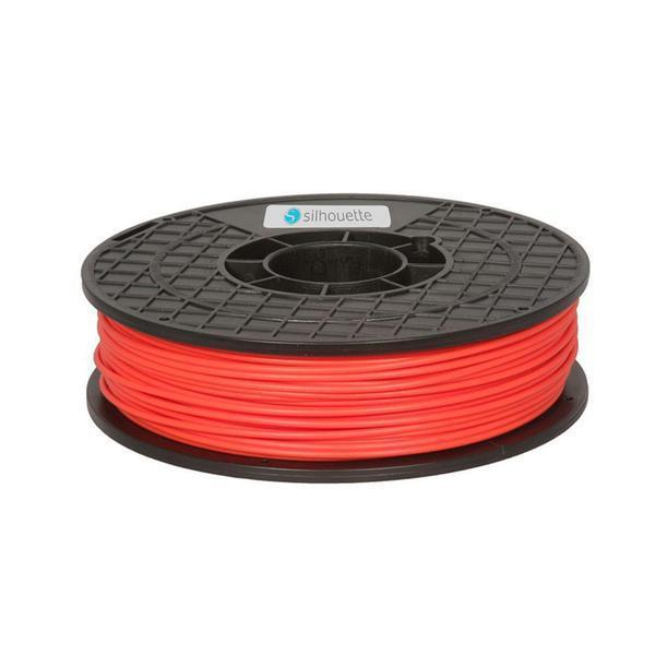 Silhouette Alta 3D Printer Filament - Red