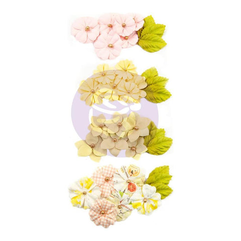 Prima - Fruit Paradise Collection Flowers - Lime Peel