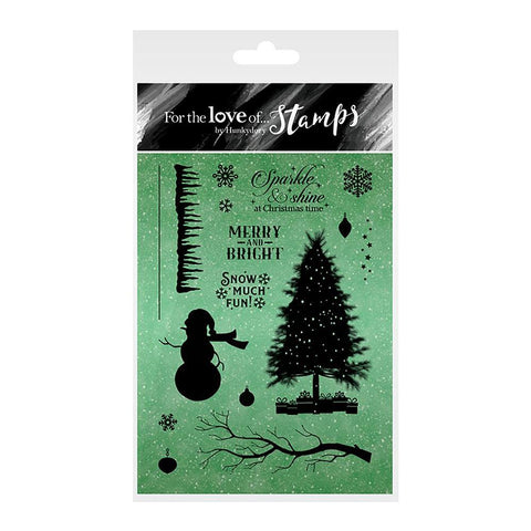 Hunkydory For The Love Of Stamps A6 - A Magical Christmas: Snow Much Fun!