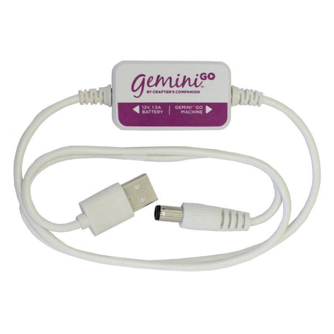 Crafters Companion - Gemini GO Booster Cable