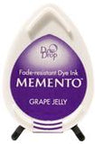 Memento Dew Drop Ink Pad - Grape Jelly