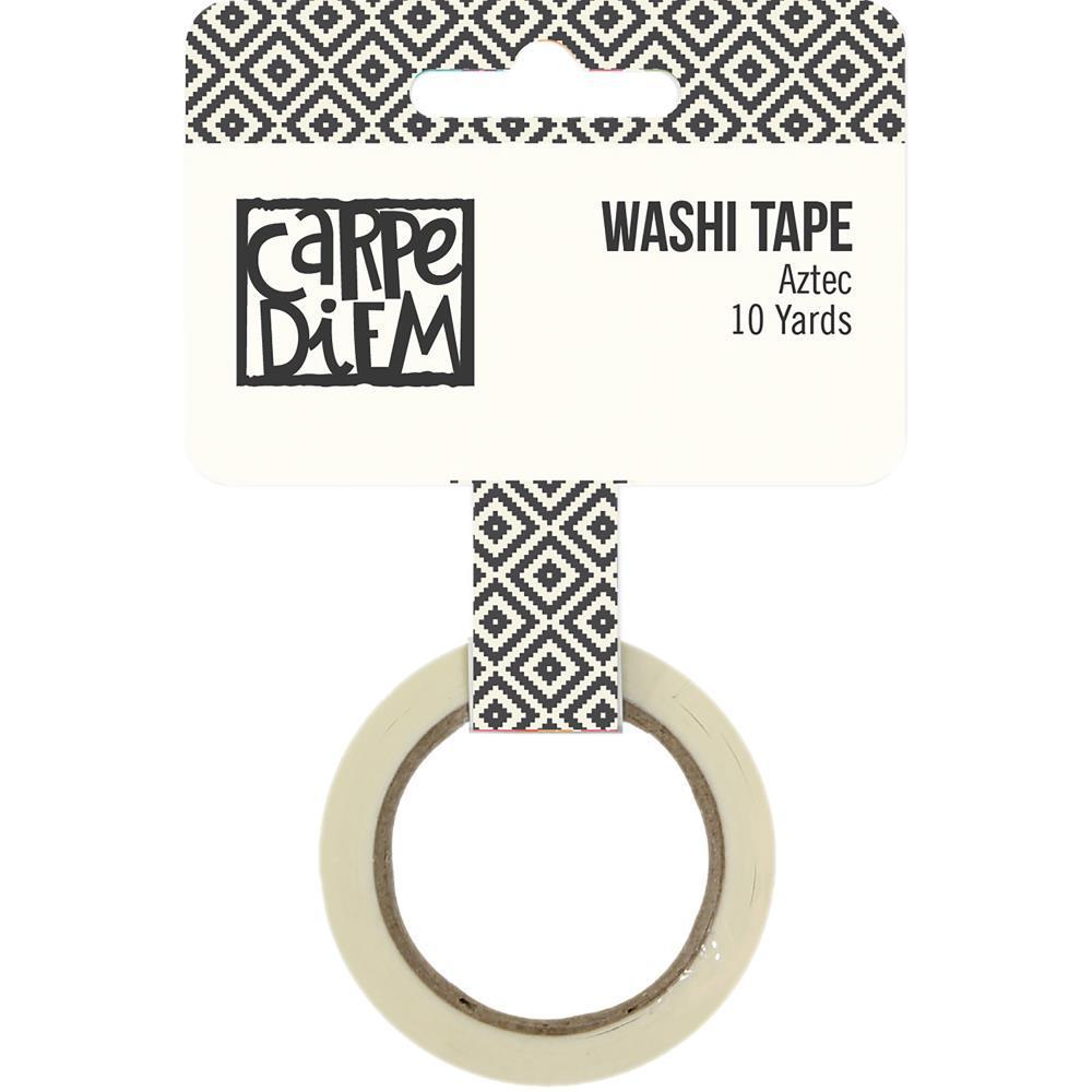 Simple Stories - Good Vibes Washi Tape 15mmx30 ft -  Aztec