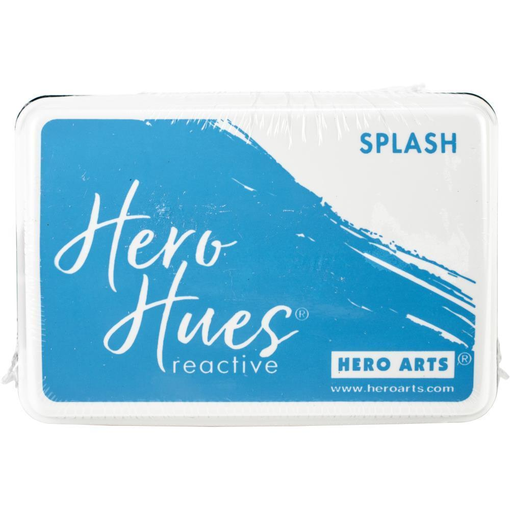 Hero Hues Reactive Ink Pad - Splash
