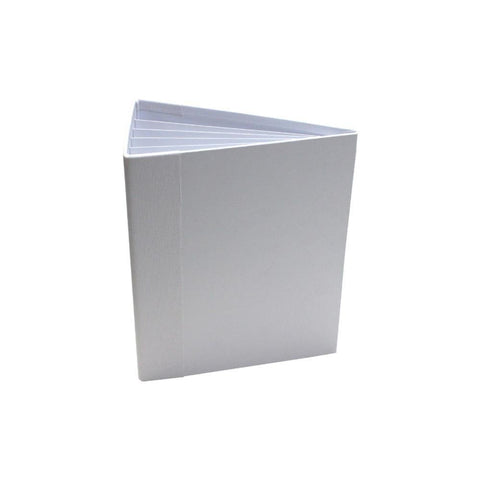 Heartfelt Creations 3D Flip Fold Album - White