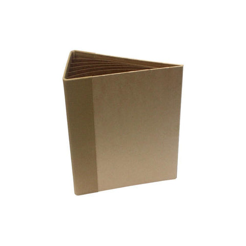 Heartfelt Creations 3D Flip Fold Album - Kraft