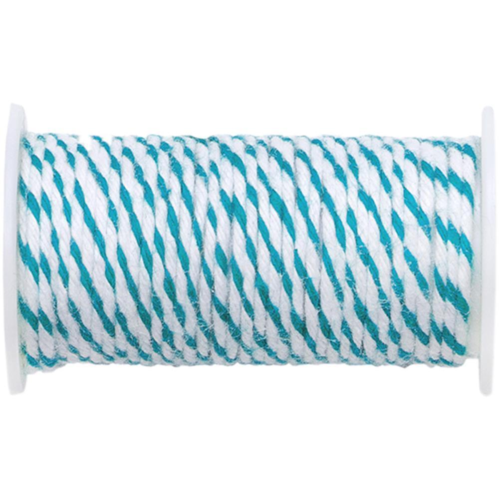 We R Memory Keepers Happy Jig Bakers Twine Wire 3yds - Blue