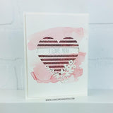 Concord & 9th Clear Stamps - 4x6 inch - Layers Of Love