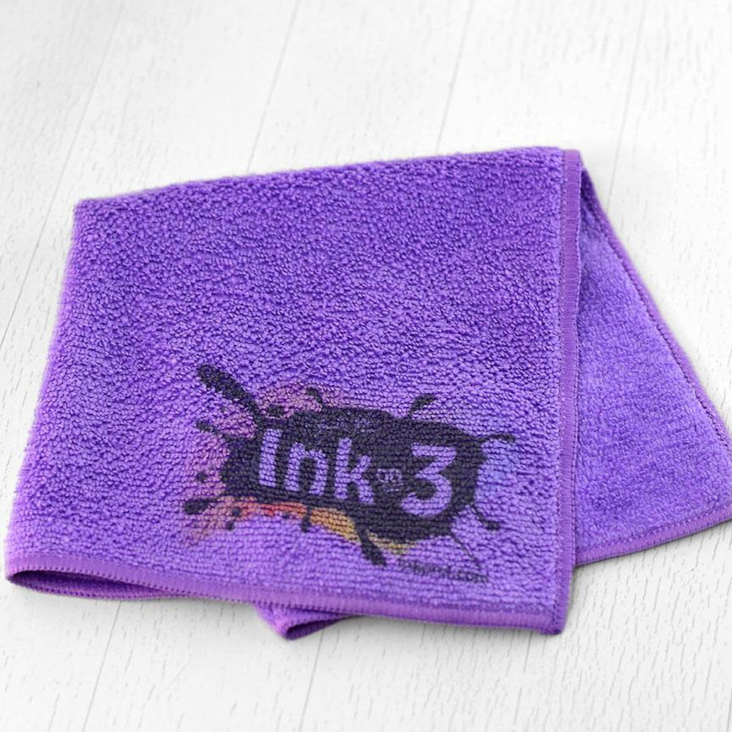 Ink On 3 - Ink Off Cloth