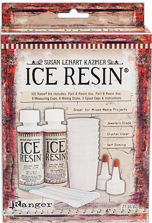 Ice Resin Kit 8oz
