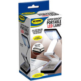 Frank A. Edmunds Super Bright Portable LED Lamp White