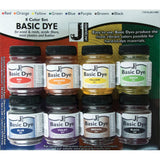 Jacquard Products Basic Dye Set .5oz 8 pack