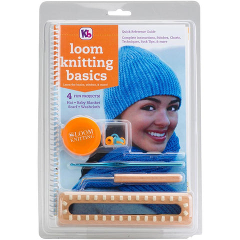Knitting Board Loom Knitting Basics Kit