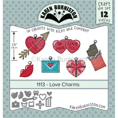 Karen Burniston Dies - Love Charms