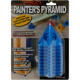 Painters Pyramid Stands 10/Pkg Blue