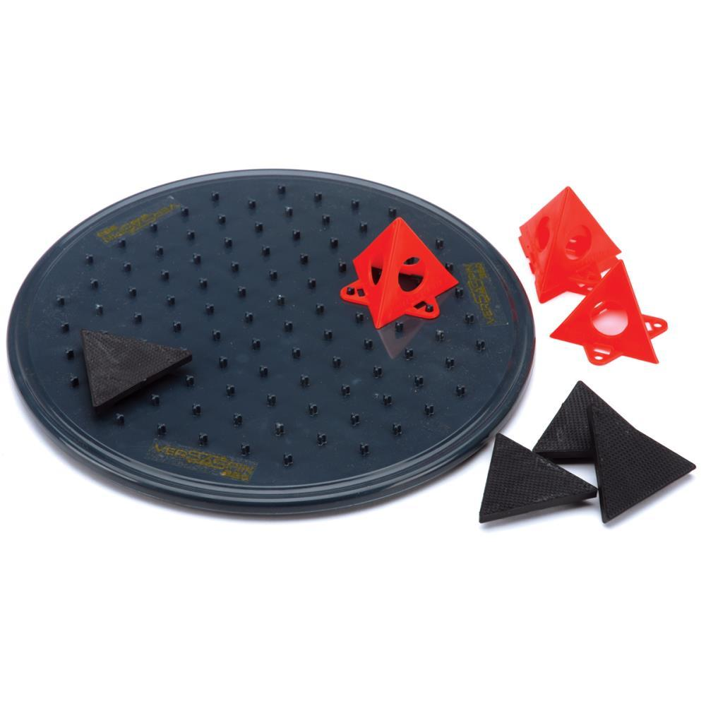 Versaspin 360 Project Turntable 11 inch with 4 Painters Pyramids & 4 Grabbers