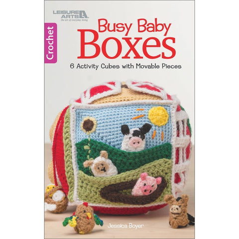Leisure Arts Busy Baby Boxes
