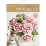 Lia Griffith Paper Stack 8.5 inch X11 inch 24 pack Garden Rose