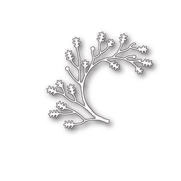 Poppystamps - Twisted Oak Branch